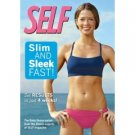 Self, Slim and Sleek Fast - Exercice DVD -EBAY REFUGEE-