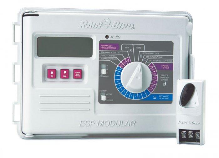 ESP RAINBIRD 4 STATION OUTDOOR CONTROLLER