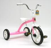 "10"" Tricycle for child to ride, in box.  Easy to assemble.... S&H is $17.95  Insurance is included."