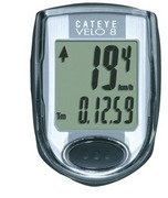 COMPUTER for bicycle. Cateye Velo 8 .... S&H is $3.95 or $1.50