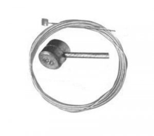 "Brake inner Cable for Bicycle. Length 67"". Galvanized steel... S&H is $1.95 or $0.65"