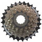 7-Speed CASSETTE, for bicycle. Shimano 12-28 teeth .... S&H is $6.95 or $3.50