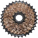 9-speed cassette for bicycle.  11-32 teeth.  SHIMANO brand.  ... S&H $5.95 OR $3.00