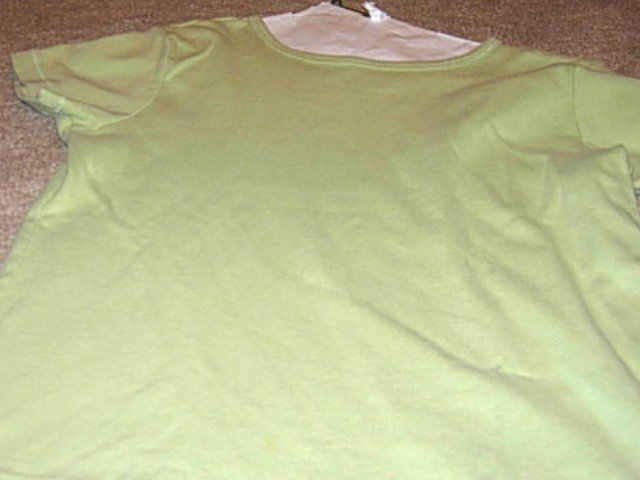 Girls GAP Sage Green Top XL 12