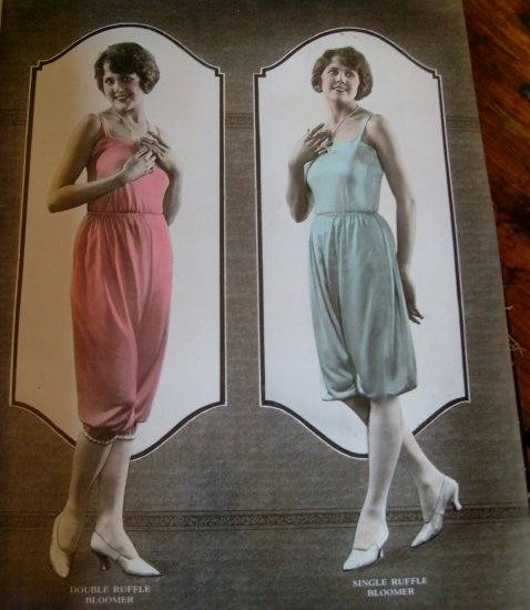 1924 Lingerie Sales Catalog Shaughnessy Watertown New York Fabric Samples Advertising Sample Book