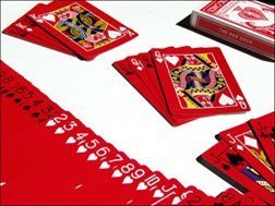 The Red Deck Playing Cards