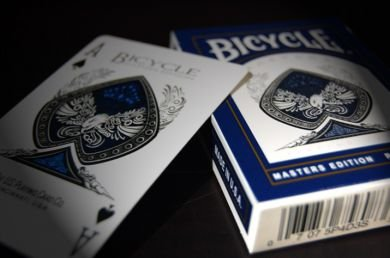 Bicycle Masters Edition Playing Cards