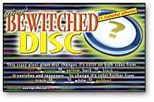 Bewitched Disc  (by Magic Effects)