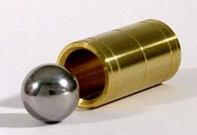 Ball & Tube Mystery (Brass)