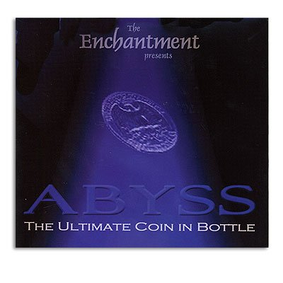 Abyss The Revolutionary Coin In Bottle (by The Enchantment)