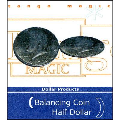 Balancing Coin (US Half Dollar) by Tango Magic