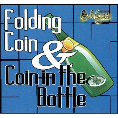 Folding Coin (U.S. Half Dollar) by Royal Magic