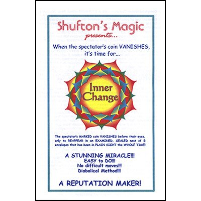 Inner Change (by Steve Shufton)