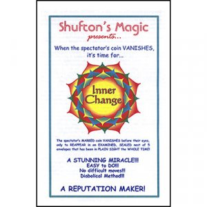 Inner Change (by Steve Shufton)