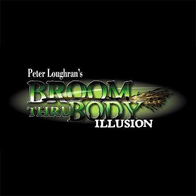 Broom Thru Body Illusion (by Peter Loughran)