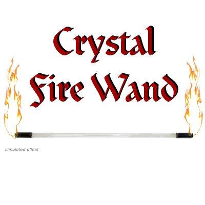 Crystal Fire Wand