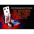 Hathaway Rising Cards Houlette (With DVD) by Martin Lewis