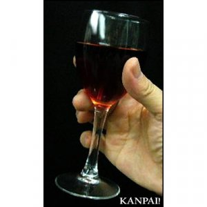 Kanpai (DVD And Gimmick) by Ginjiro