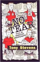 No Tear-Torn and Restored Newspaper (by Tony Stevens)