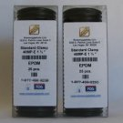 "BOX OF 25 TRI CLAMP GASKETS EPDM 1.5"" FDA/3A HOT WATER"