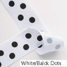 Polka Dot Ribbon Choices 1