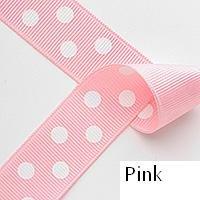 Polka Dot Ribbon Choices 3
