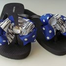 Ribbon Flip Flops-You Pick Colors