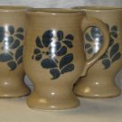 Pfaltzgraff Folk Art Grandmug Set Of Three
