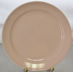 Taylor Smith & Taylor TS&T Lu-Ray Pastel Pink Bread & Butter Plate