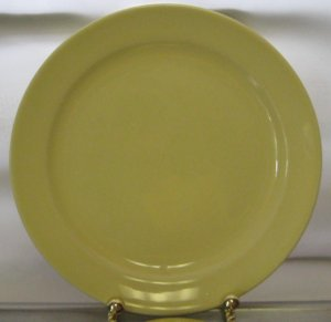 Taylor Smith & Taylor TS&T Lu-Ray Pastel Yellow Bread & Butter Plate