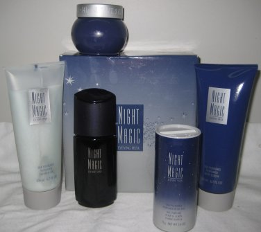 Avon Night Musk Gift Set New Old Stock