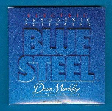 Dean Markley Electric Blue Steel Guitar Strings