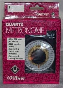 Wittner Quartz Metronome MT-50