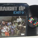 Exit 9 Straight Up BRC 77006 CUT OUT Rare Groove LP-Orig '75 Press NOT Reissue