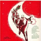 Rudolph The Red-Nosed Reindeer Sheet Music 1977