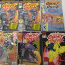 Ghost Rider Mixed Lot 1-2-25-28-28-46 Look At All Pictures To See What They Are