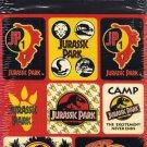 Jurassic Park Stickers 1993 NIP Vintage