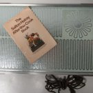 VINTAGE 1970'S SALTON HOTRAY AUTOMATIC FOOD WARMER GLASS TOP TRAY #H-930