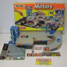 MATCHBOX Playset in box Motors Car Dealership 1989 Parts Only #550112