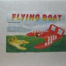 Flying Boat With Brushless Motor, Servos, Program Card, ESC, Brand New in Box