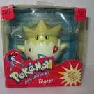 Pokemon Togepi Electronic Voice & Rocking Motion  Figure Hasbro 1999 *Rare* NOS
