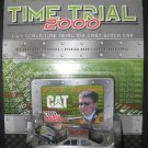 Ward Burton #22 CAT Caterpillar Racing Time Trial 2000 NASCAR DieCast 1:64