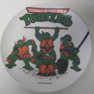 """Teenage Mutant Ninja Turtles Plate 8"""" 1989  Mirage Studios Peter Pan Ind"""