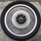 1975 Honda Goldwing GL1000 gl 1000 wheel tire spoke spoked front 75-77 1975 1976