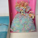 BARBIE SPRING BOUQUET Mattel DOLL~Enchanted Seasons Collection LIMITED  EDITION