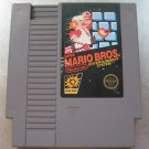 Super MarioBros Nintendo NES GAME Works Great Needs a Cleaning