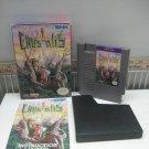 CRYSTALIS NES NINTENDO 1985 Made In Japan NES NINTENDO COMPLETE***