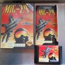 MiG-29 Fighter Pilot Sega Genesis  - Sega Genesis - Manual, Game, Case