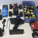 Losi Mini Stadium Brushless, Associated Mini Truck, Extra motor, Extra Car Parts