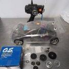 HPI RS4 Nitro 4 wd Drive Bump Box OS 12 CV  Body Futaba Radio extra carbs More